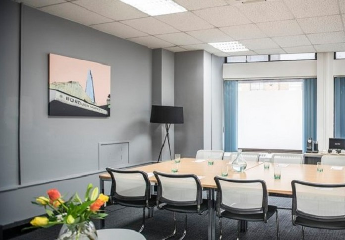 Borough High Street SE1 office space – Meeting/Boardroom