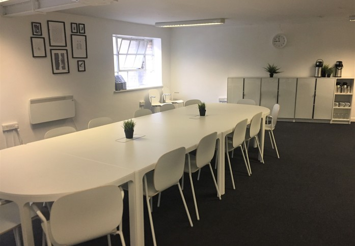 Coldharbour Lane SW2 office space – Meeting/Boardroom