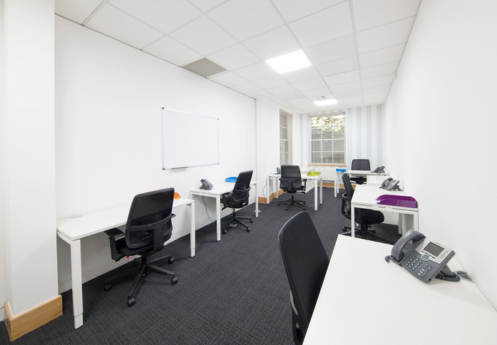 Broadway HP6 office space – Coworking/shared office