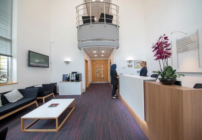Highbridge UB8 office space – Reception