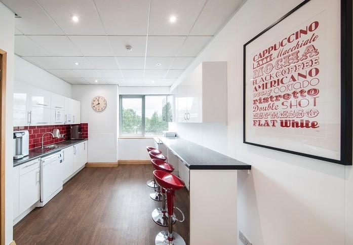 Highbridge UB8 office space – Kitchen