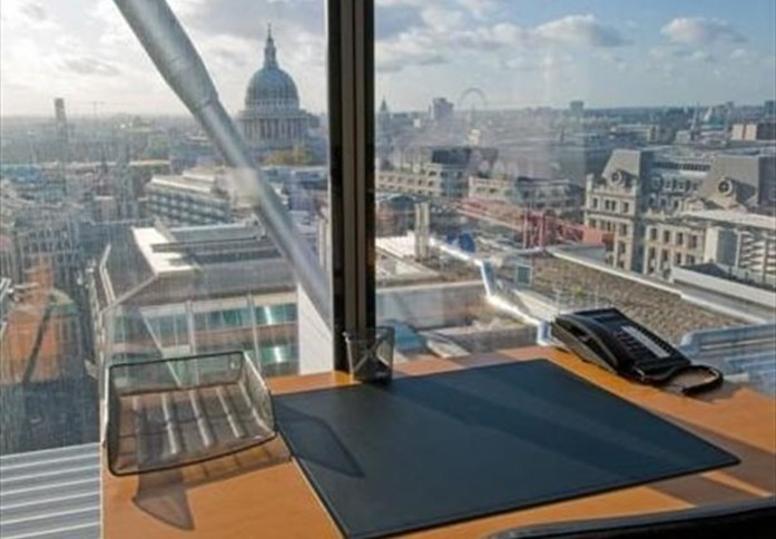 Wood Street EC1 office space – View