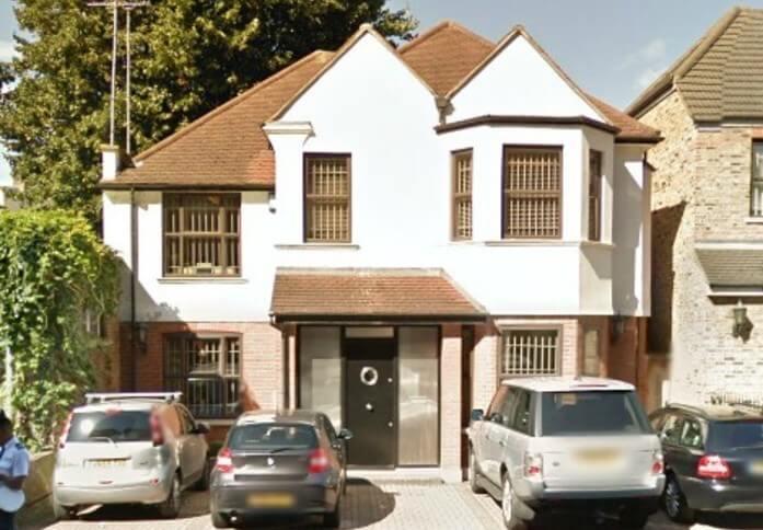 Balfour Road IG1 office space – Building External