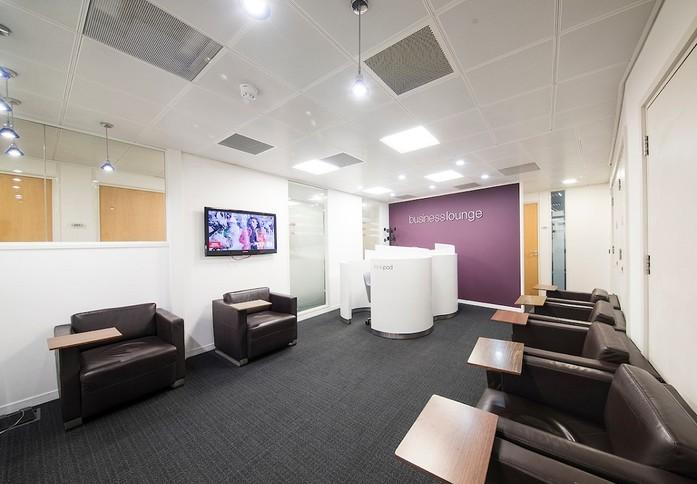Broadway SW1 office space – Break Out Area