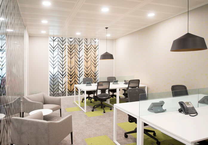Chiswick High Road W4 office space – Coworking/shared office