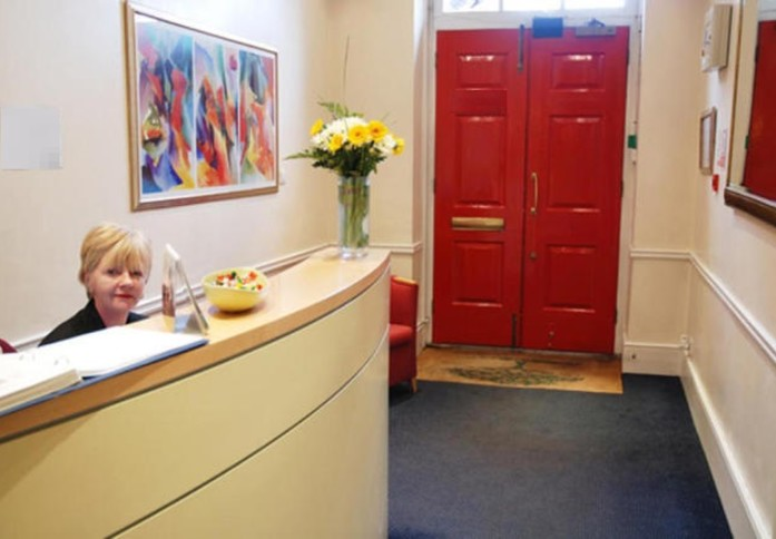Bloomsbury Square WC1 office space – Reception