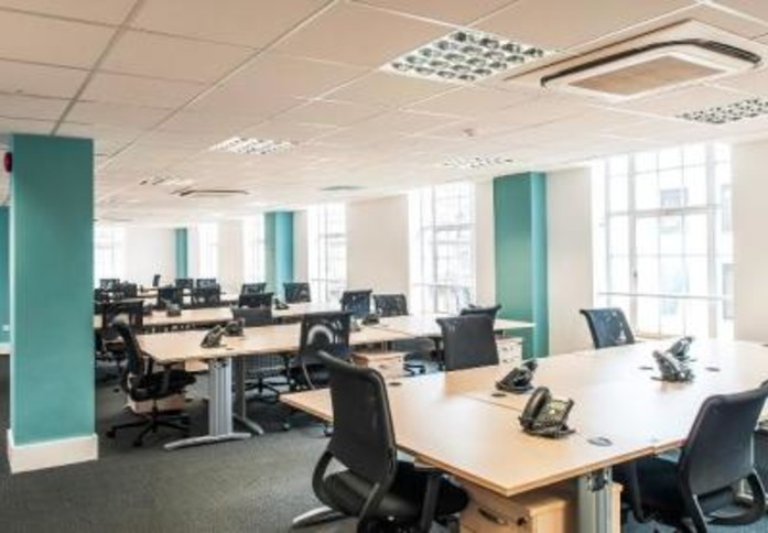 Bloomsbury Square WC1 office space – Private Office (different sizes available)
