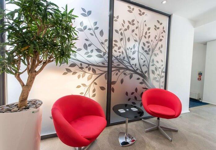 Westminster Bridge Road SE1 office space – Break Out Area