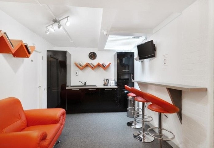 Shelton Street WC2 office space – Kitchen