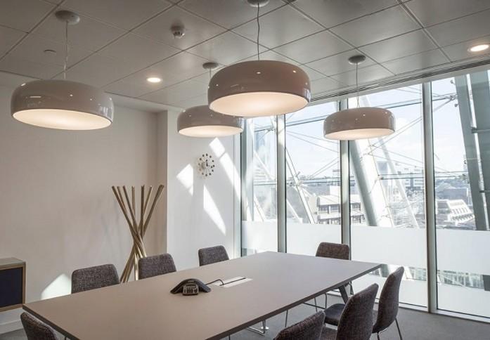Ropemaker Street EC2 office space – Meeting/Boardroom
