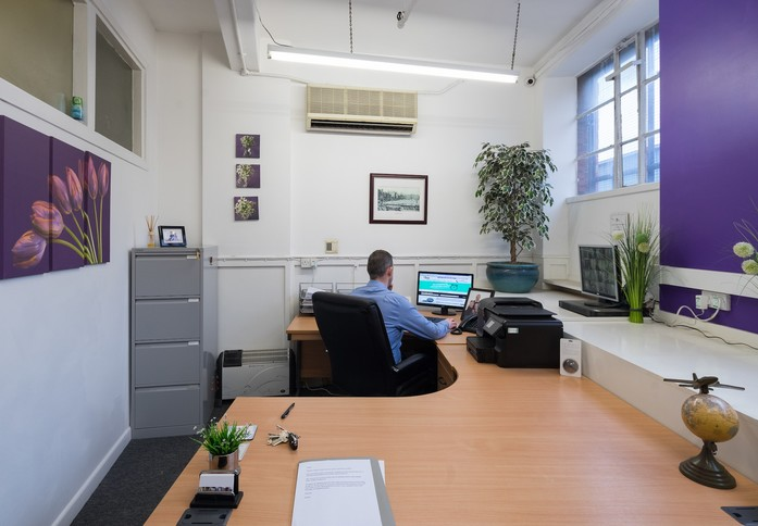 Roden Street NG1 office space – Private Office (different sizes available)