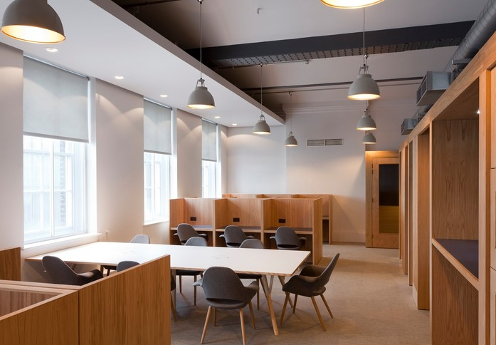 Eastbourne Terrace W2 office space – Coworking/shared office