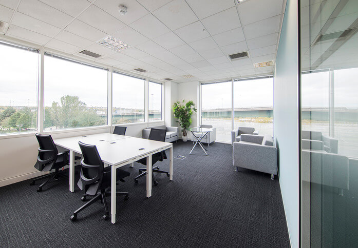 Victory Way DA1 office space – Private Office (different sizes available)