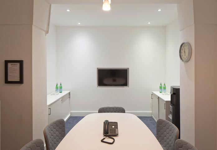 Brune Street E1 office space – Meeting/Boardroom