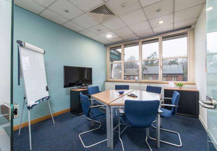 Ecclesall Road S1 office space – Meeting/Boardroom