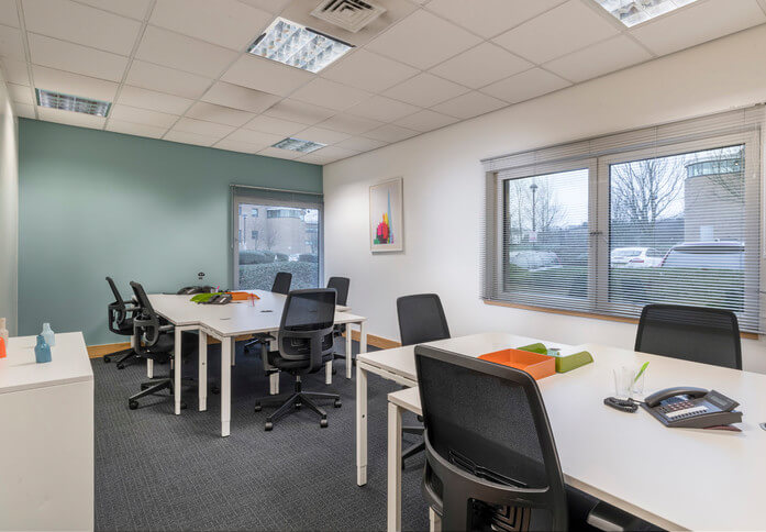 Admiral Way SR1 office space – Private Office (different sizes available)