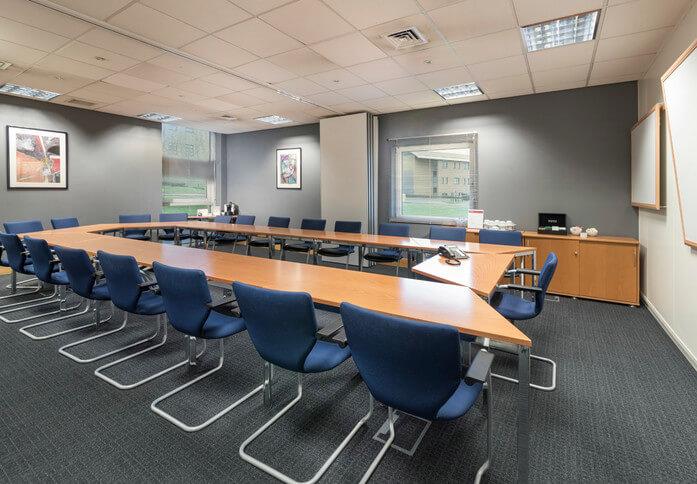 Admiral Way SR1 office space – Meeting/Boardroom
