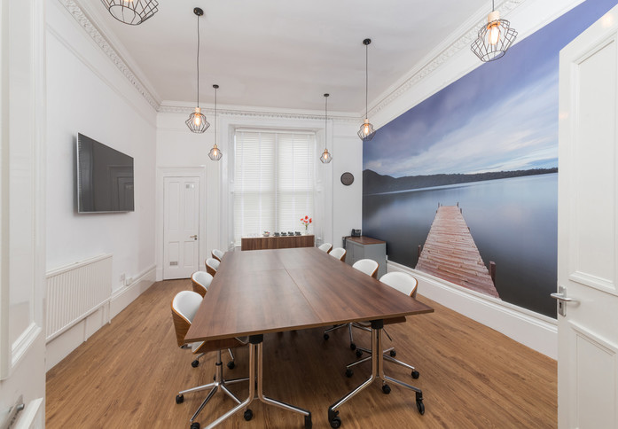 Woodside Place G1 office space – Meeting/Boardroom