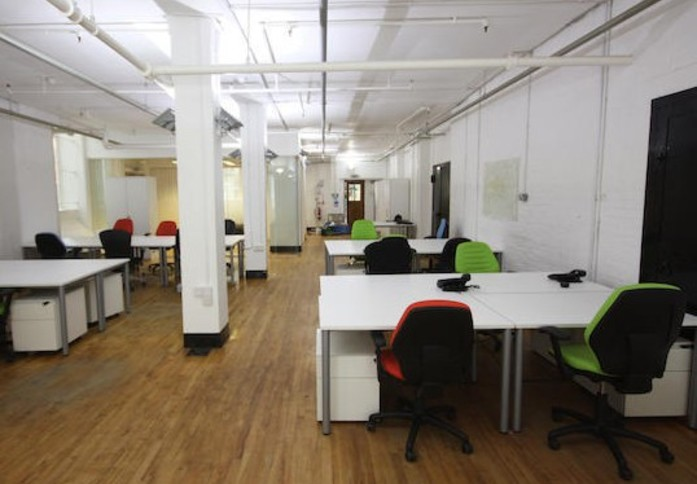 Scrutton street EC1 office space – Private Office (different sizes available)