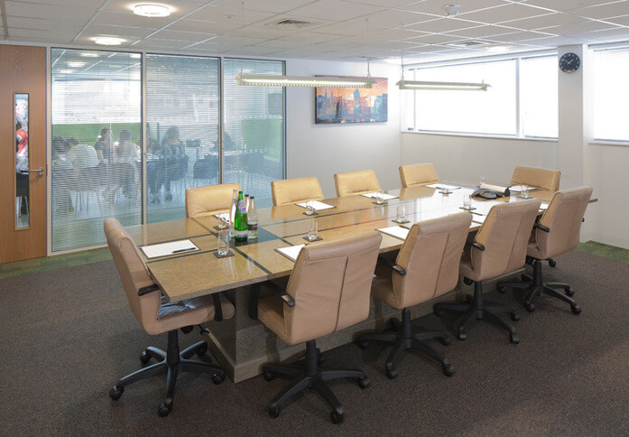 East Smithfield E1 office space – Meeting/Boardroom