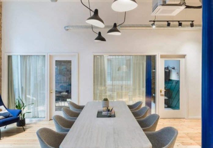 Greville Street EC1 office space – Meeting/Boardroom