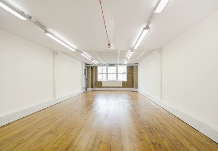 Clerkenwell Close EC1 office space