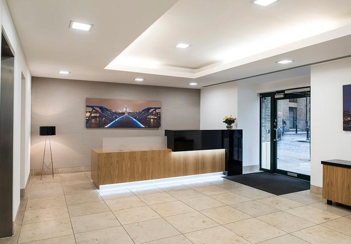 Hays Lane SE1 office space – Reception