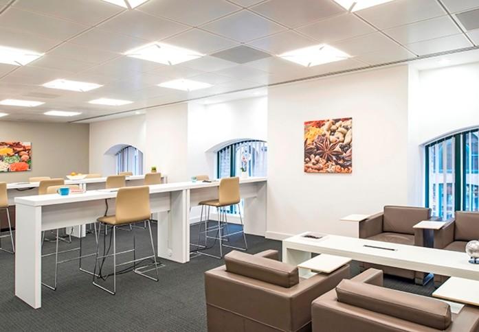 Hays Lane SE1 office space – Break Out Area