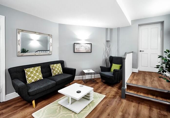 Broadwick Street W1 office space – Break Out Area