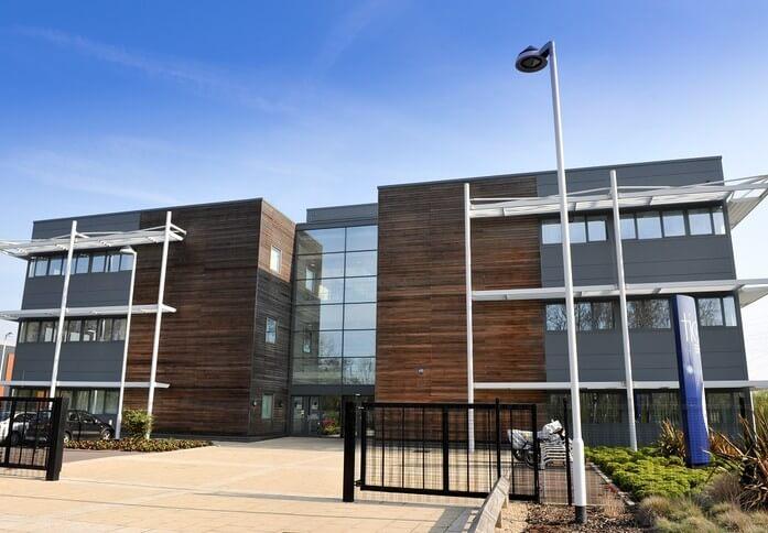 Veridion way DA8 office space – Building External