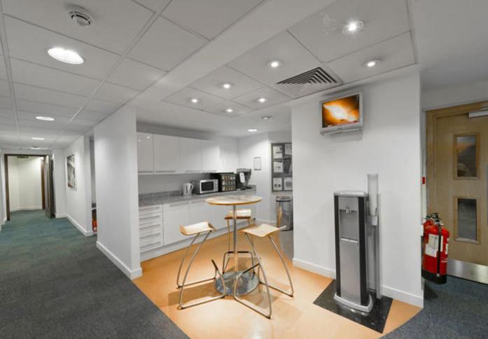 Southampton Row WC1 office space – Kitchen