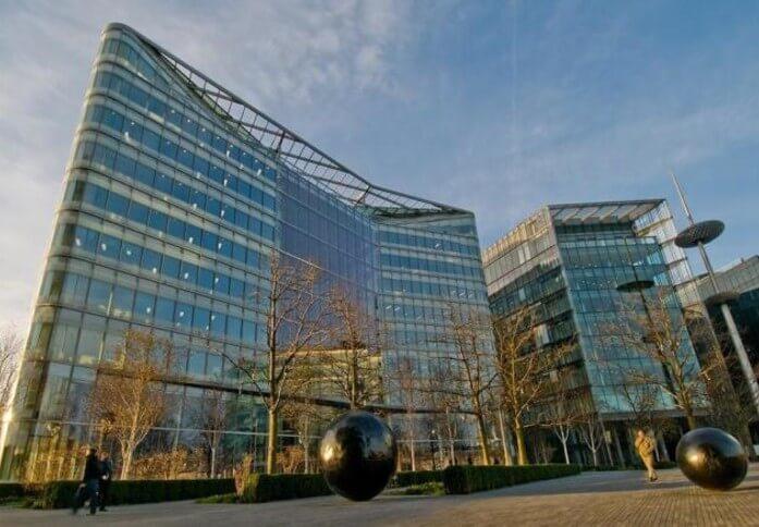 More London SE1 office space – Building External