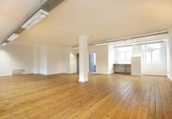 Provost Street EC1 office space – Elevators