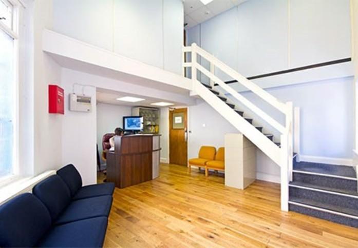 Arcadia Avenue N3 office space – Reception