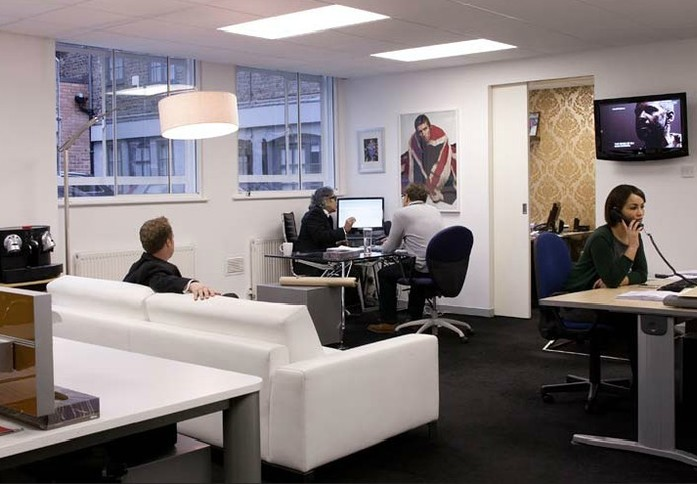 Coleman Fields N1 office space – Private Office (different sizes available)