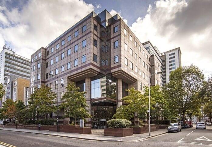 Lansdowne Road CR0 office space – Building External