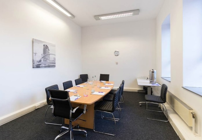 Chester Road M1 office space – Meeting/Boardroom