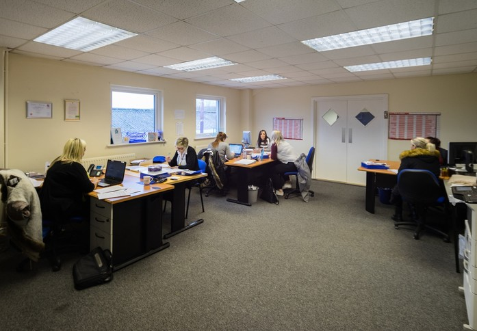 Willenhall WV1 office space – Private Office (different sizes available)