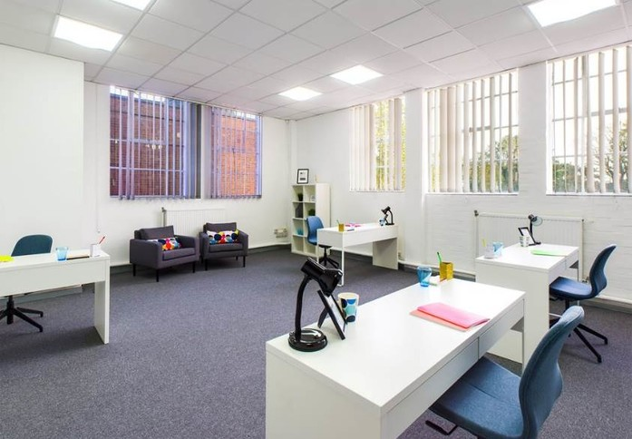 Pixmore Avenue SG6 office space – Private Office (different sizes available)