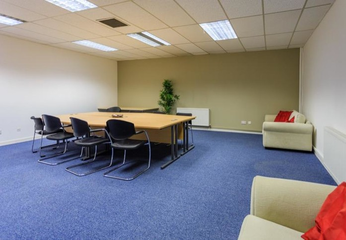 Queen Elizabeth Avenue G1 office space – Meeting/Boardroom