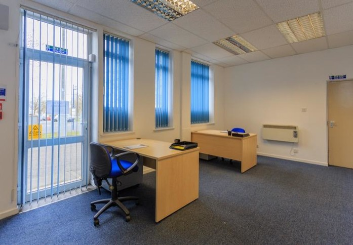 Queen Elizabeth Avenue G1 office space – Private Office (different sizes available)