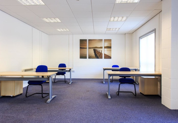 Enterprise Close NG18 office space – Private Office (different sizes available)