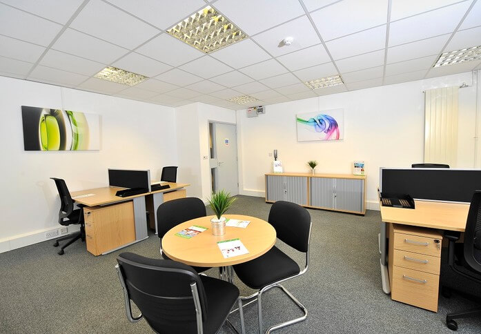 Caxton Close SP10 office space – Private Office (different sizes available)
