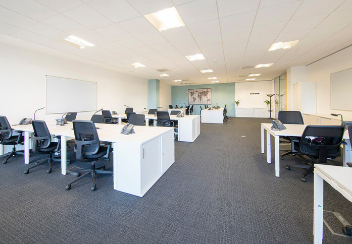 Forbury Square RG1 office space – Private Office (different sizes available)