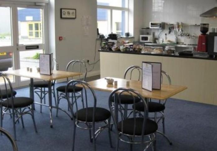 Holme Lacey Road HR1 - HR4 office space – Restaurant