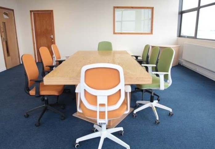 Abbey Road NW10 office space – Meeting/Boardroom