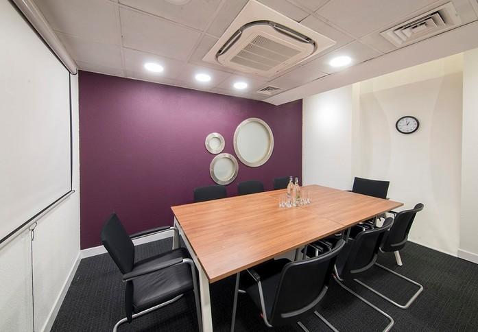 Austin Friars EC2 office space – Meeting/Boardroom