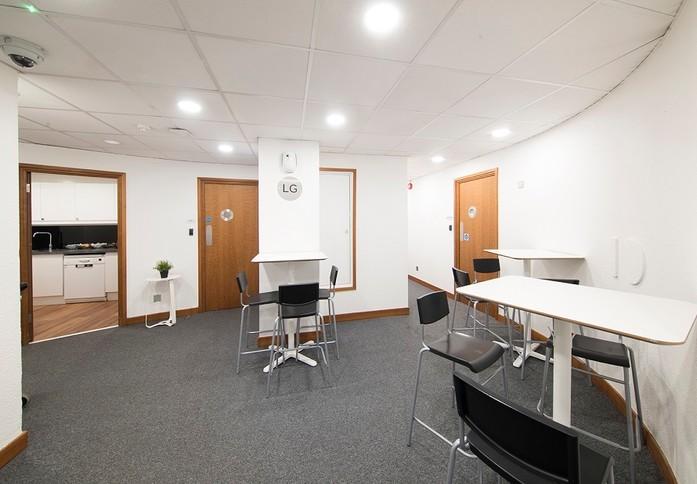 Austin Friars EC2 office space – Break Out Area