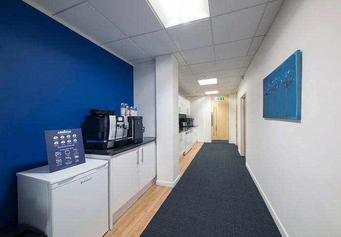 Victoria Road CM1 office space – Kitchen