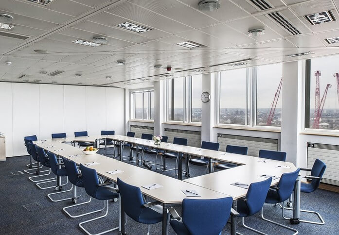 Bressenden Place SW1 office space – Meeting/Boardroom